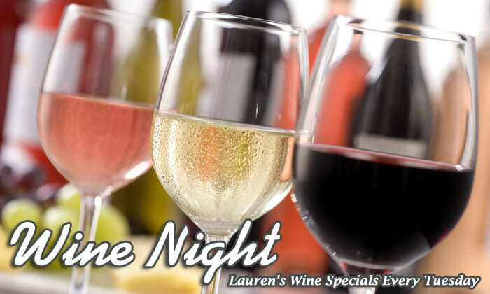 Introducing Wine Night!